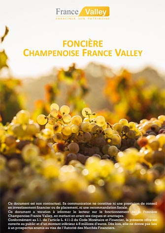 FONCIERE FRANCE VALLEY CHAMPAGNE